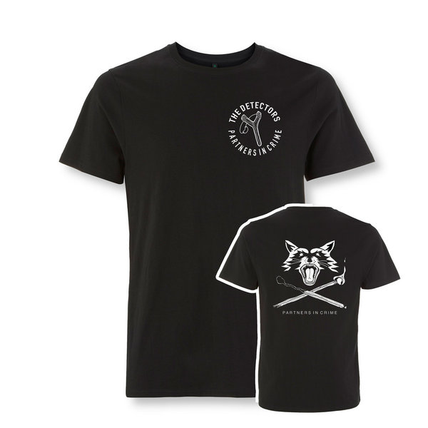 "T-Shirt ""Partners in Crime"""
